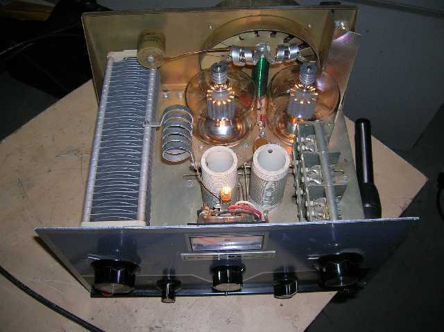 Or Use The Crystal Radio Rf Amplifier Directly Above For Even
